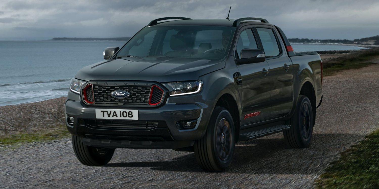 Nueva Ford Ranger Thunder para Europa