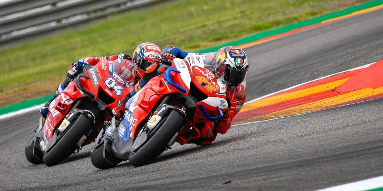 El mercado en Ducati o las novedades del FIM CEV
