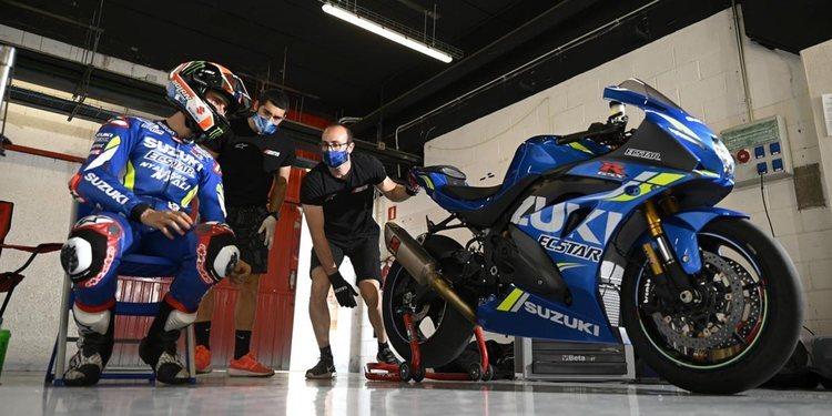 Las motos regresan al asfalto