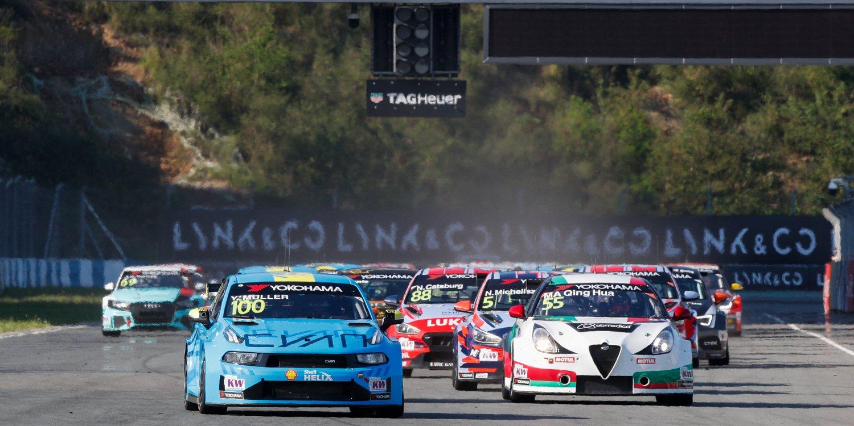 El WTCR planea modificar su calendario colocando solo carreras en Europa