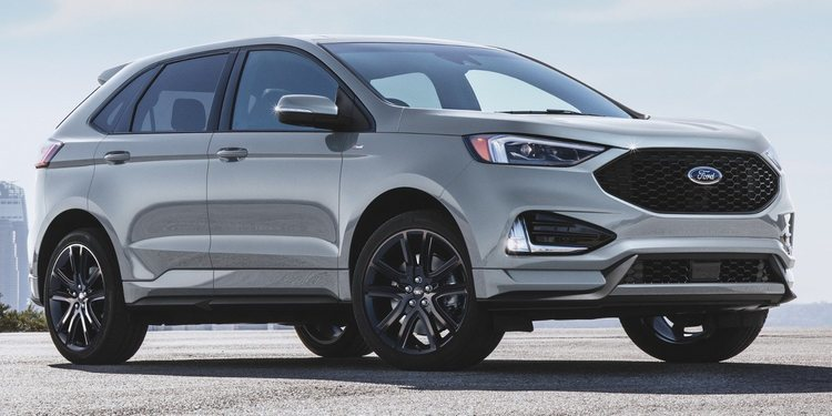 Ford mostró el Edge ST-Line 2020