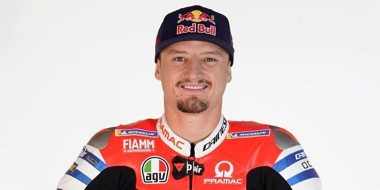 Ducati da la bienvenida a Jack Miller como piloto oficial