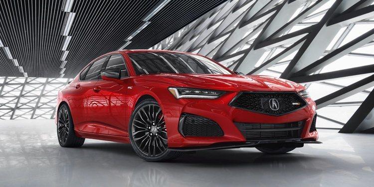Acura confirmó el nuevo TLX 2021