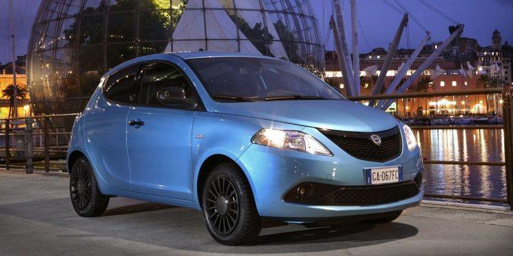 Nuevo Lancia Ypsilon híbido