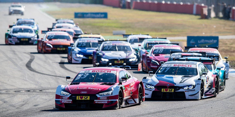 El DTM se centrará en los circuitos alemanes para el calendario revisado de 2020