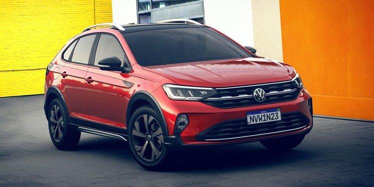 Volkswagen presenta el nuevo Nivus 2021