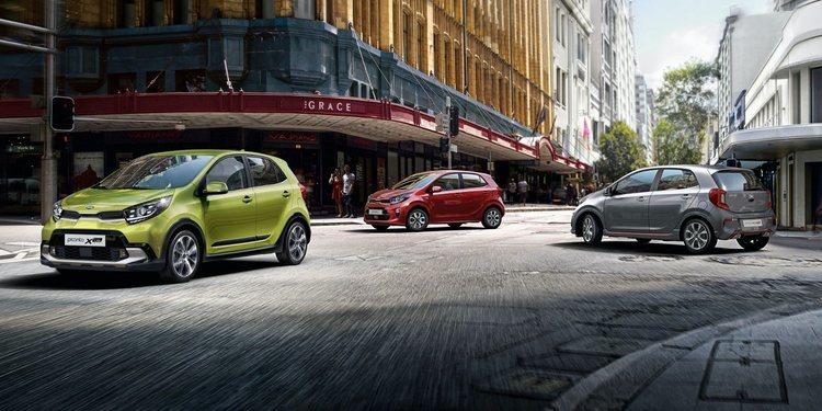 El nuevo Kia Picanto 2021 confirmado para Europa