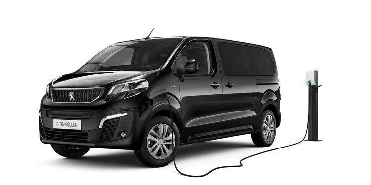 Nuevo Peugeot e-Traveler