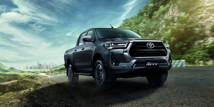 Desvelado el nuevo Toyota Hilux 2021