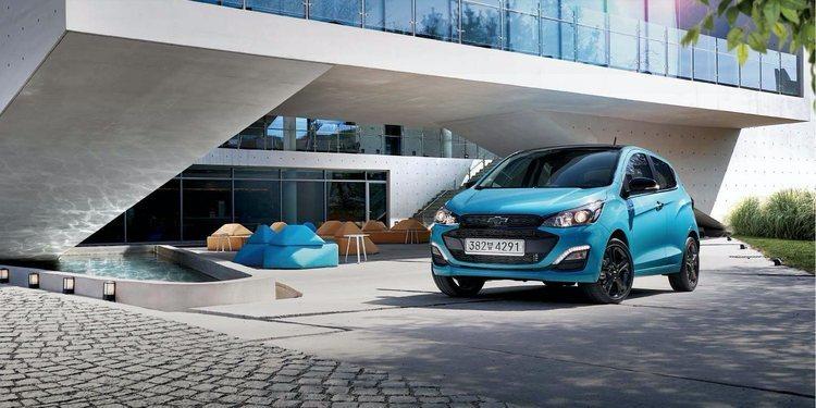 El Chevrolet Spark 2021 recibe mejoras para Corea del Sur