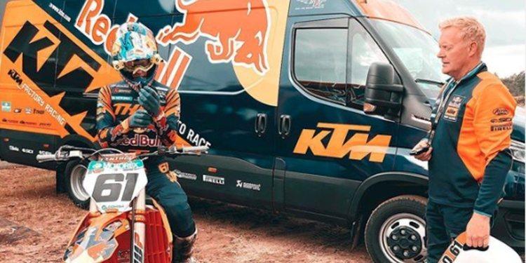 """Jorge Prado: """"Afortunadamente tenemos algo de tiempo antes de que las carreras comiencen"""""""