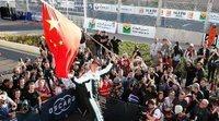 Björk confirmado como tercer piloto de Cyan Racing para 2020
