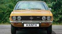 Opel celebra 50 años del Manta