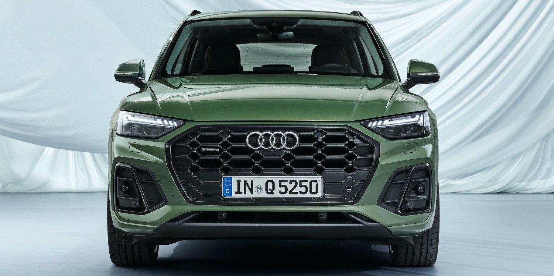 Audi presentó el modelo Q5 2021