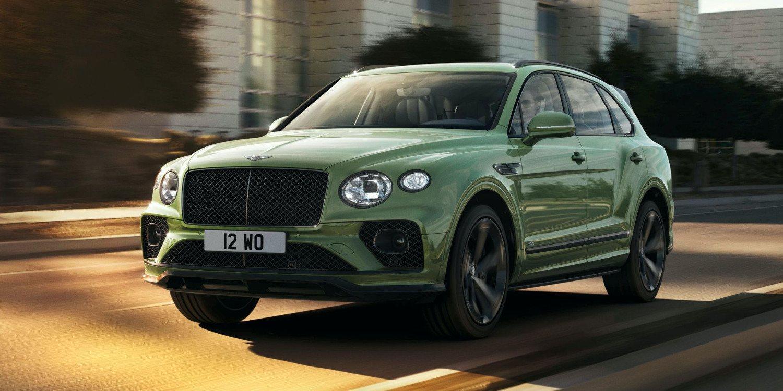 Nuevo Bentley Bentayga 2021 actualizado
