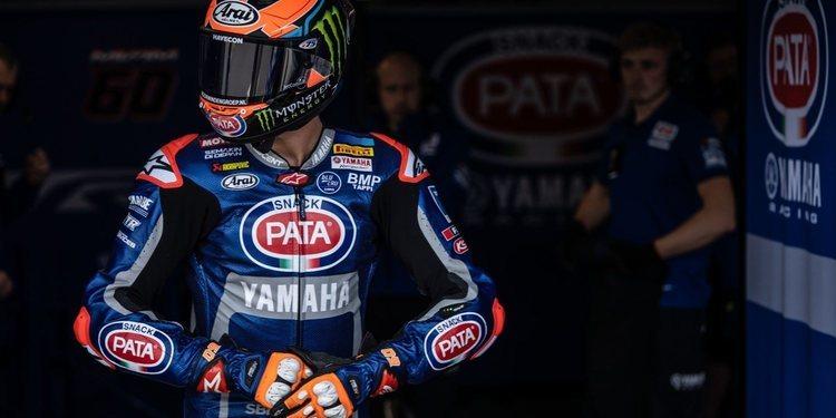 Michael Van der Mark y Pata Yamaha se separarán a finales de 2020