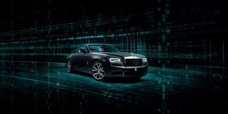 Nuevo Rolls-Royce Wraith Kryptos
