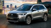 Nuevo Toyota Corolla Cross 2021