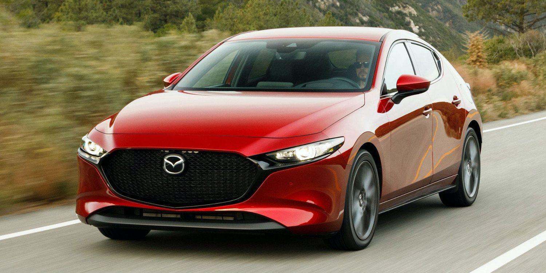 Mazda3 2021 actualizado
