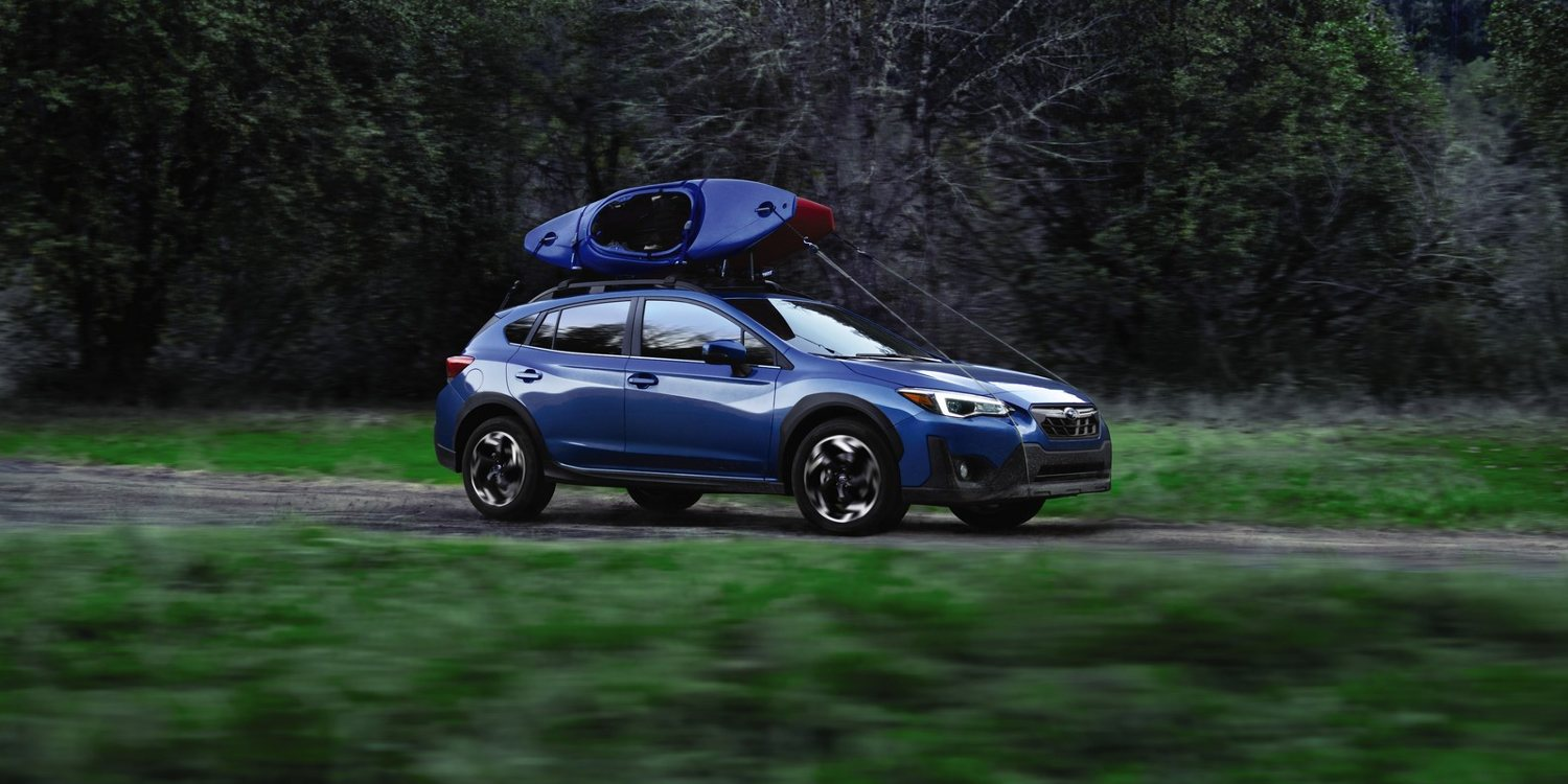 Subaru Crosstrek facelifted 2021