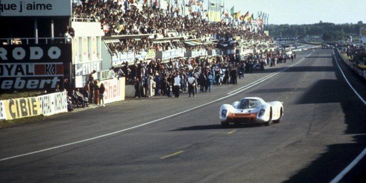Las 24 Horas de Le Mans: Su Majestad Porsche (parte III)