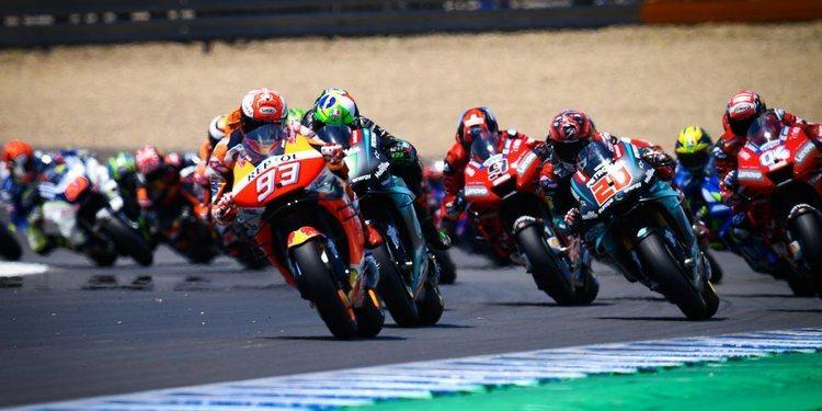 Previa GP de España: el retorno de MotoGP