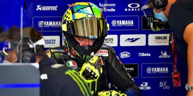 Valentino Rossi confirma que correrá en Petronas en 2021