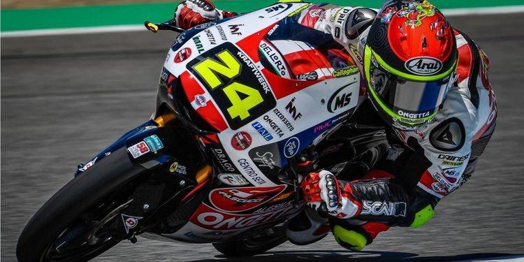 Suzuki se lleva la pole en Moto3: las reacciones de los protagonistas