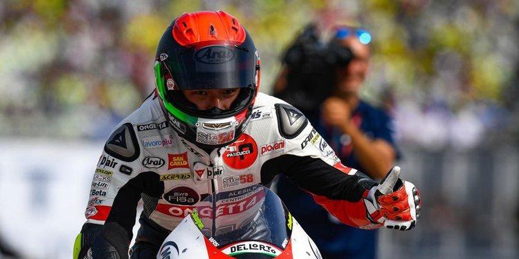 Las parrillas de Moto3 y MotoE se configuran en el GP de España
