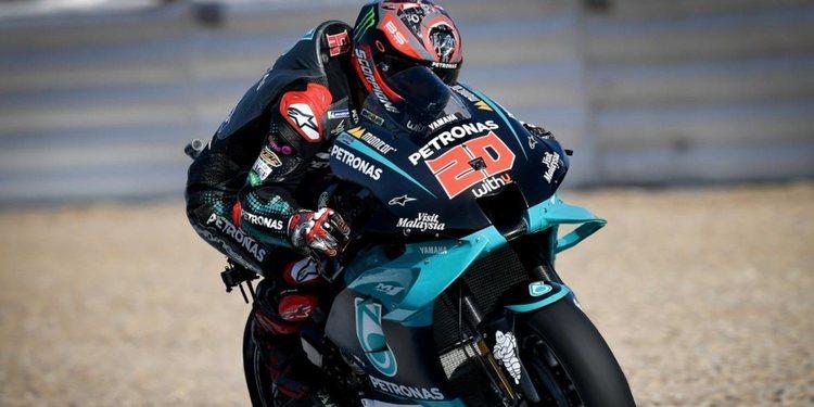 Los pilotos de MotoGP expresan cómo afrontarán el domingo
