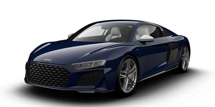 Audi quattro R8 en edición especial