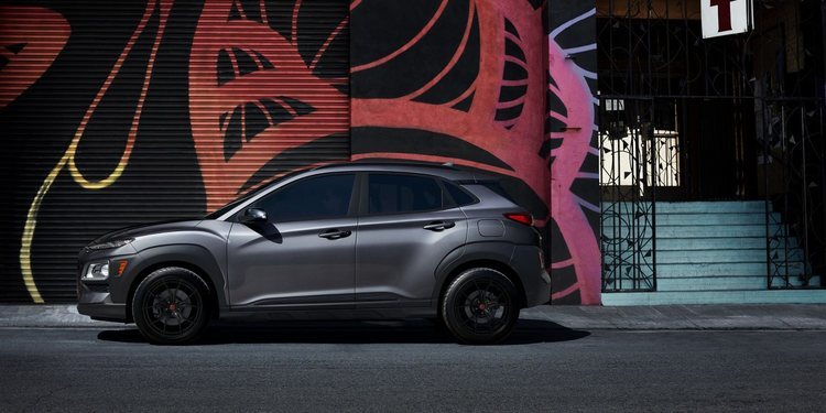 Hyundai Kona Night Edition 2021
