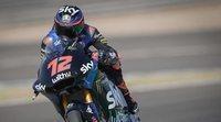 Los pilotos de Moto2 hablan sobre sus sensaciones en los primeros entrenamientos del GP de Andalucía