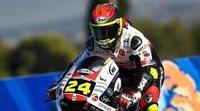 Triplete de poles para Tatsuki Suzuki en Moto3 y E-Pole de Aegerter
