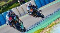Bezzecchi consigue su primera 'pole' en Moto2