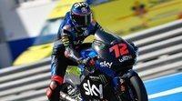 Los protagonistas del día en Moto2 hablan tras la clasificación