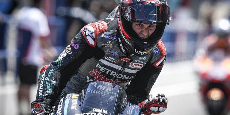Fabio Quartararo se impone en Jerez por segunda vez