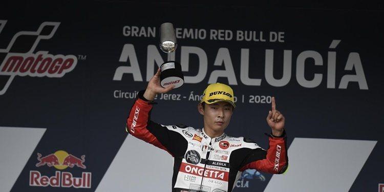 Los protagonistas de este domingo de carreras en Jerez hablan tras el Gran Premio de Andalucía