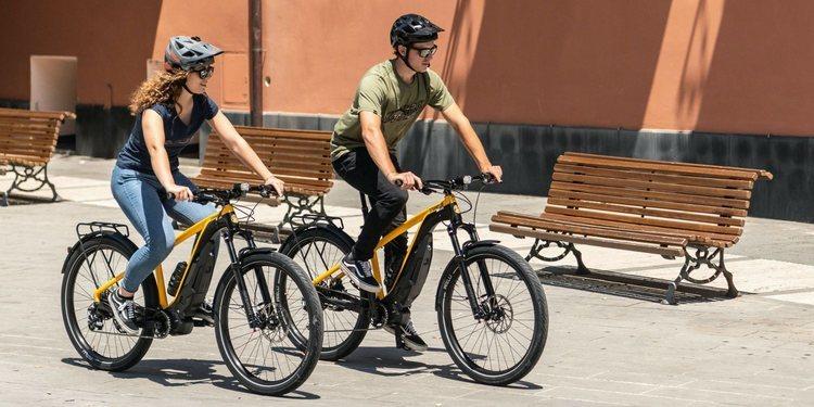 Nueva bicicleta eléctrica Ducati e-Scrambler