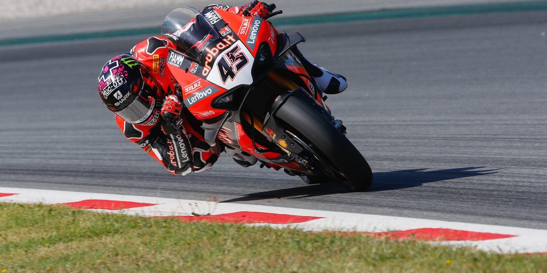 Los pilotos de Ducati y Kawasaki afrontan el 'round' de Jerez
