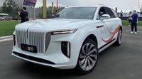 El Hongqi E-HS9 será el nuevo SUV de FAW para China
