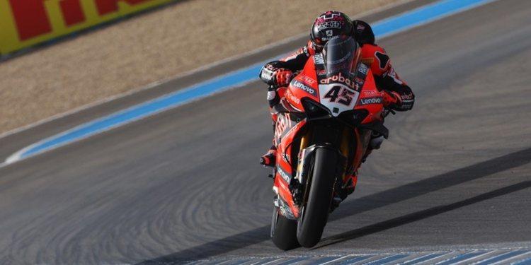 Redding consigue en Jerez su primera victoria en SBK