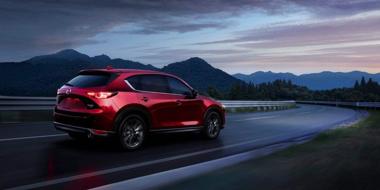 2021 Mazda Cx 5 Picture