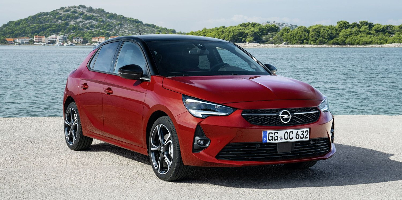 Opel Corsa Ultimate 2021 - Motor y Racing