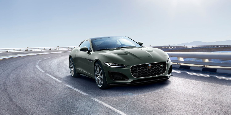Jaguar F-Type Heritage 60 Edition - Motor y Racing