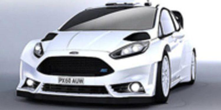 Ford no quiere vincular su nombre con Catar y M-Sport directamente