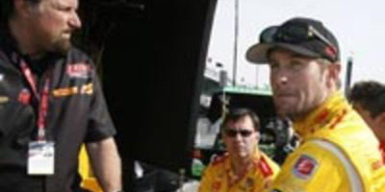 Ryan Hunter-Reay estará en la parrilla de Daytona