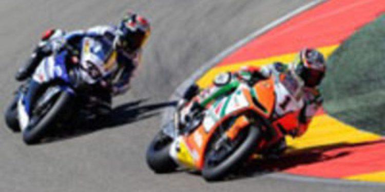 La cita de MotorLand Aragón se retrasa una semana en SuperBikes