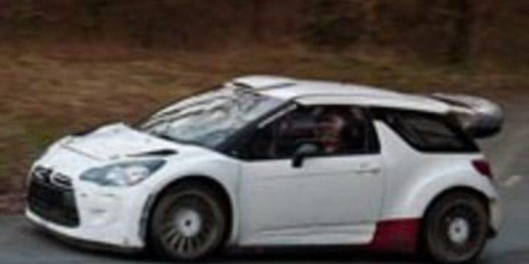 Dani Sordo hizo sus primeros test para el Monte-Carlo en diciembre