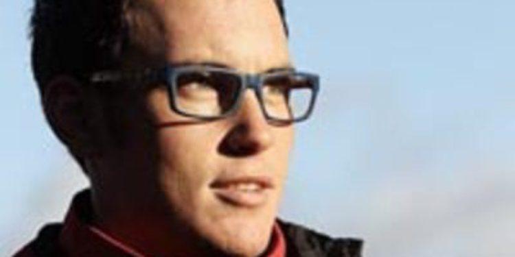 Thierry Neuville también estrena colores corporativos en M-Sport